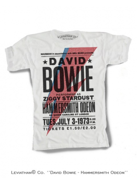 David Bowie - Hammersmith Odeon - Men