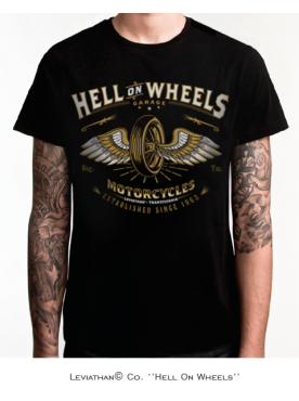 Hell on Wheels / Garage Motorcycles - Men
