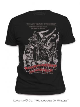 Werewolves On Wheels - Men