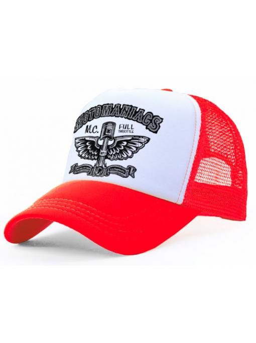MOTOMANIACS - Trucker Cap