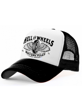 HELL ON WHEELS - Trucker Cap