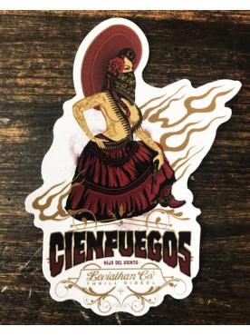 CIENFUEGOS - Sticker