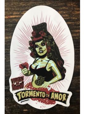 TORMENTO DE AMOR - Sticker