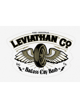 LEVIATHAN, CO. - Sticker