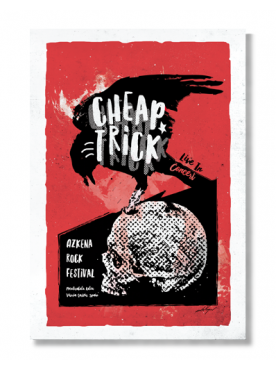 CHEAP TRICK - Poster