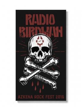 RADIO BIRDMAN-poster
