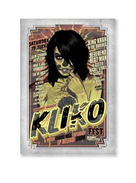 KLIKO Fest - 2014 - Violet