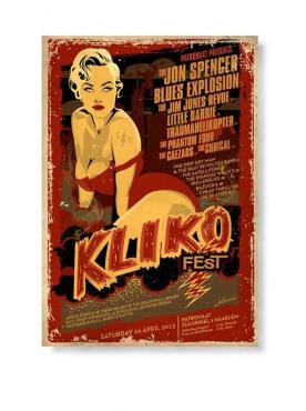 KLIKO Fest. 2013 - Poster