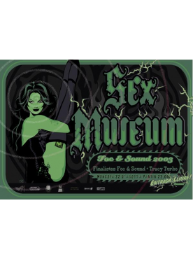 SEX MUSEUM - Poster