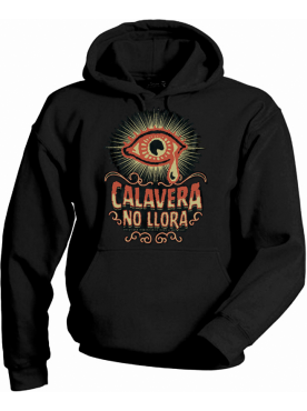 Calavera No LLora - Women Hoodie