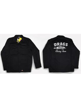 Dragstrip Bullets. Work Jacket