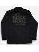In Rock & Roll We Trust . Work Jacket.