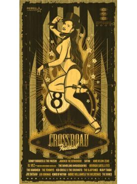 CROSSROAD FEST. 2007 - Croupier - Offer