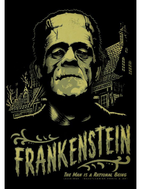 FRANKENSTEIN - The man is a rational being