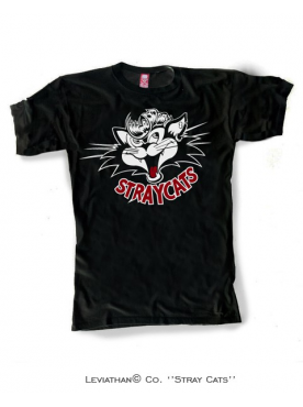 Stray Cats - First Logo